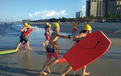 Trại hè bơi Đà Nẵng 2019